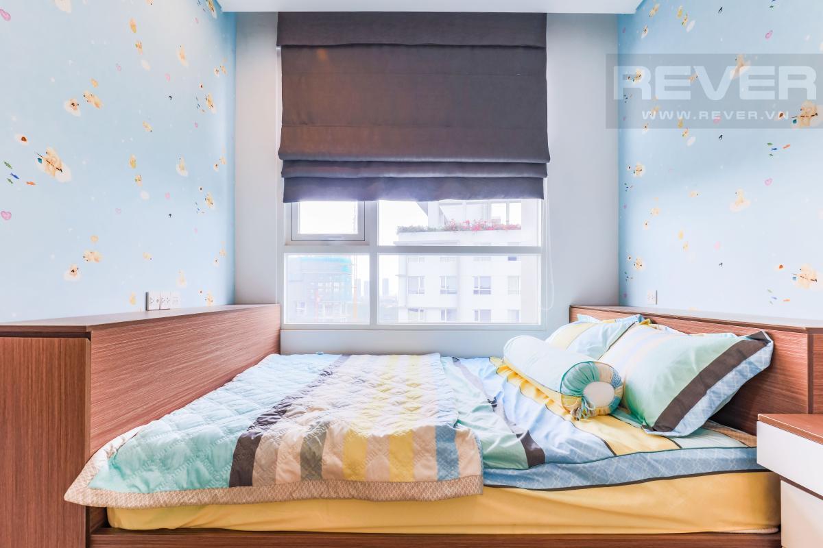 Phòng ngủ 3 trẻ trung Căn hộ Sarimi Sala Đại Quang Minh hướng Tây và tầng cao tháp B1