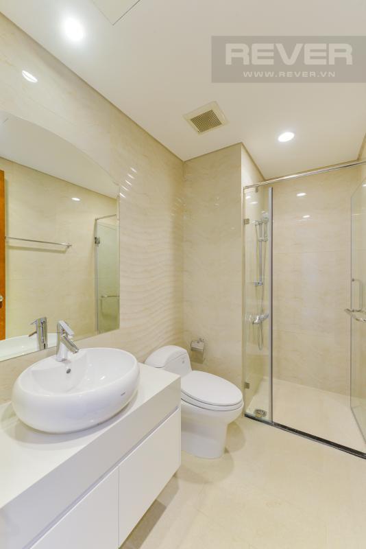 Phòng tắm 1 Căn hộ tầng cao C3 Vinhomes Central Park