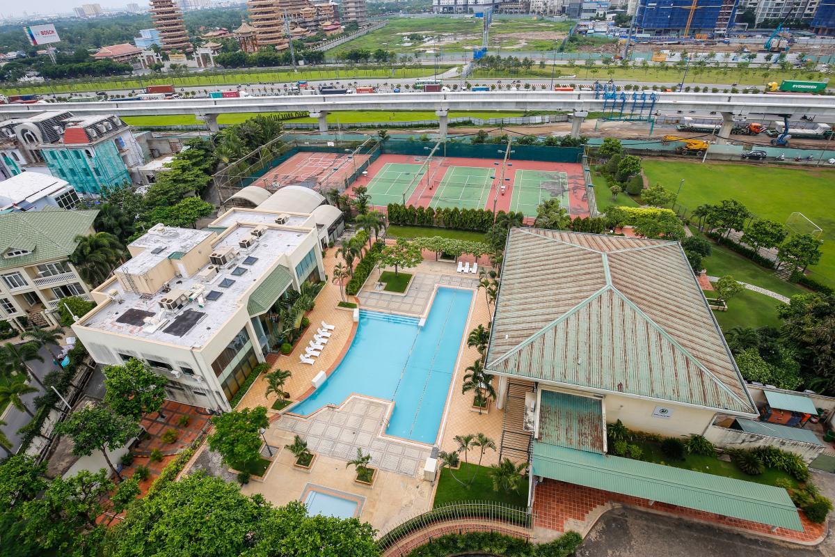 Penthouse Parkland Apartment không gian mở độc đáo, view tuyệt đẹp 20