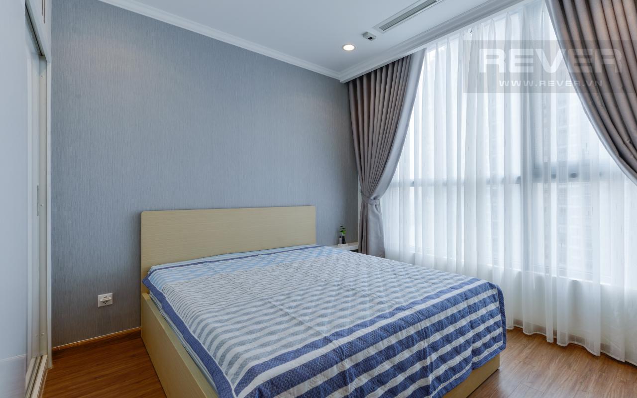Phòng ngủ Căn hộ tầng cao C2 Vinhomes Central Park
