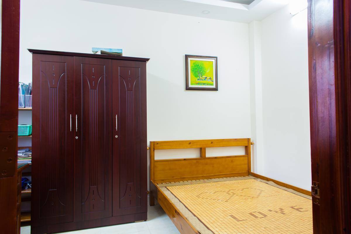 Phòng ngủ 1 Nhà 3 tầng hẻm Bùi Văn Thêm quận Phú Nhuận