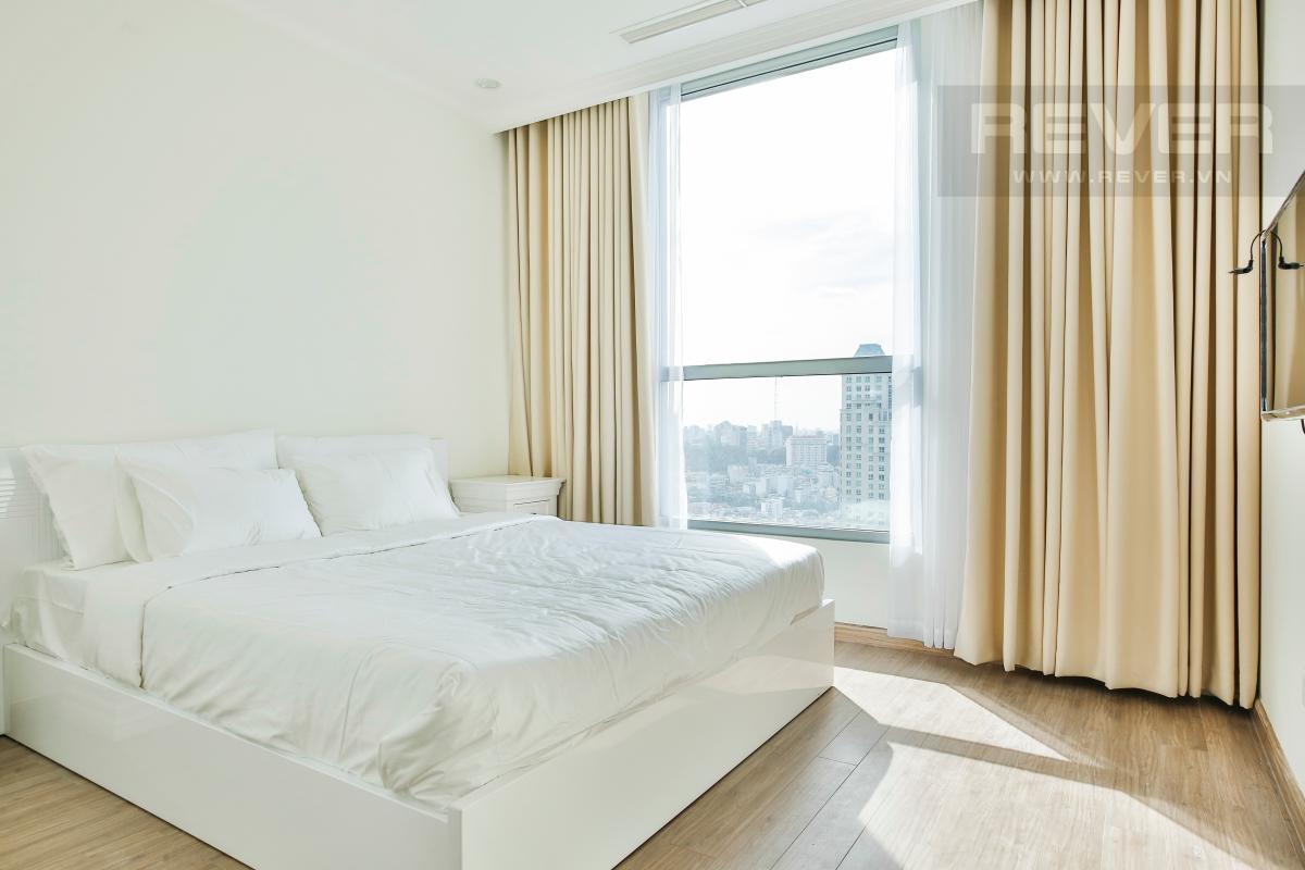 Phòng Ngủ Căn hộ tầng cao C3 Vinhomes Central Park