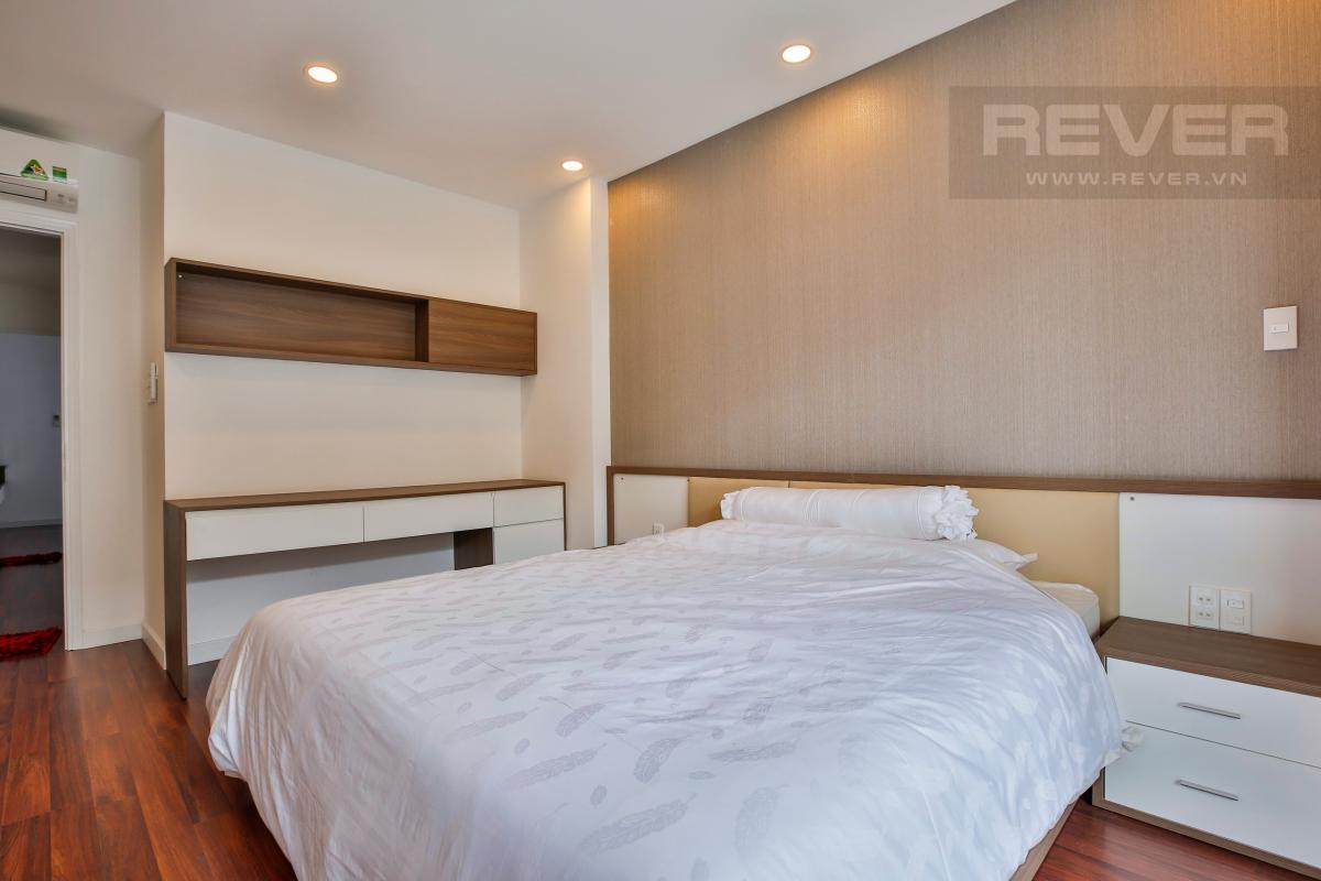 Phòng ngủ Nhà phố 3 tầng Phạm Thái Bường Quận 7