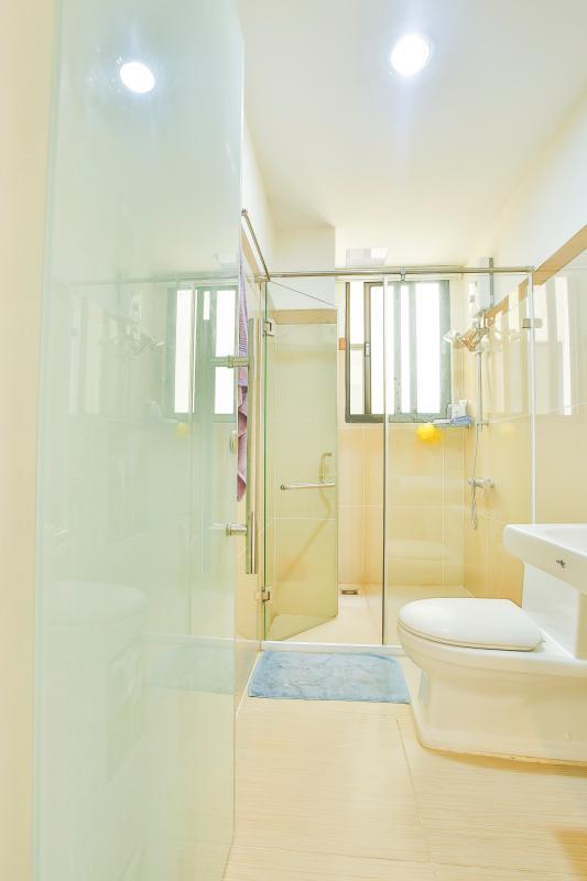 Phòng tắm Căn hộ tầng cao A2 Era Town