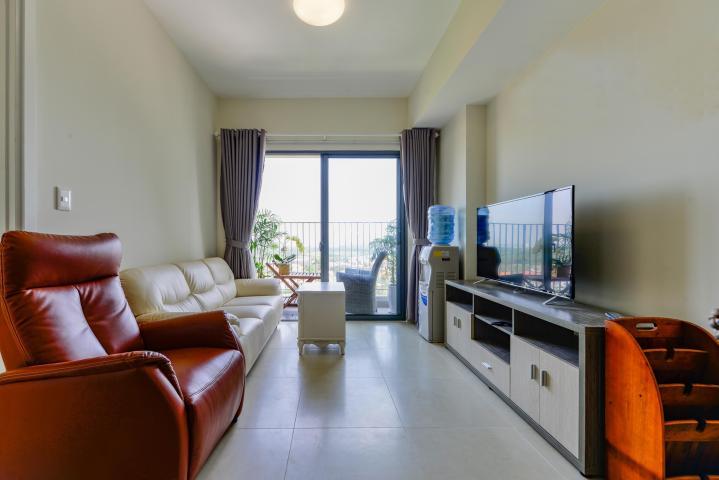Căn hộ 2 phòng ngủ tầng cao T2A Masteri Thảo Điền