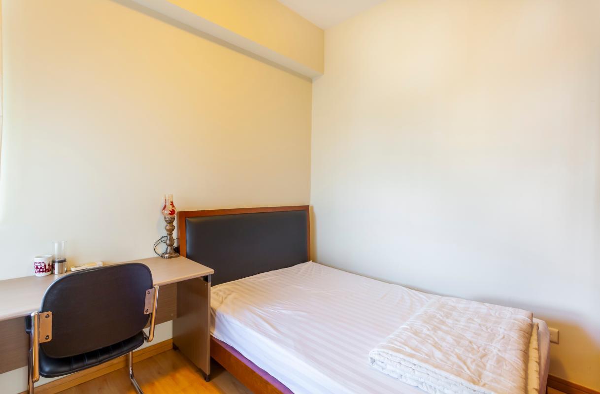 Phòng ngủ nhỏ Căn hộ tầng cao Ruby 2 Sài Gòn Pearl