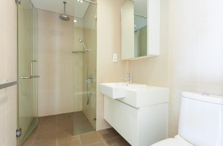 Phòng tắm 2 Căn hộ tầng cao A City Garden Bình Thạnh