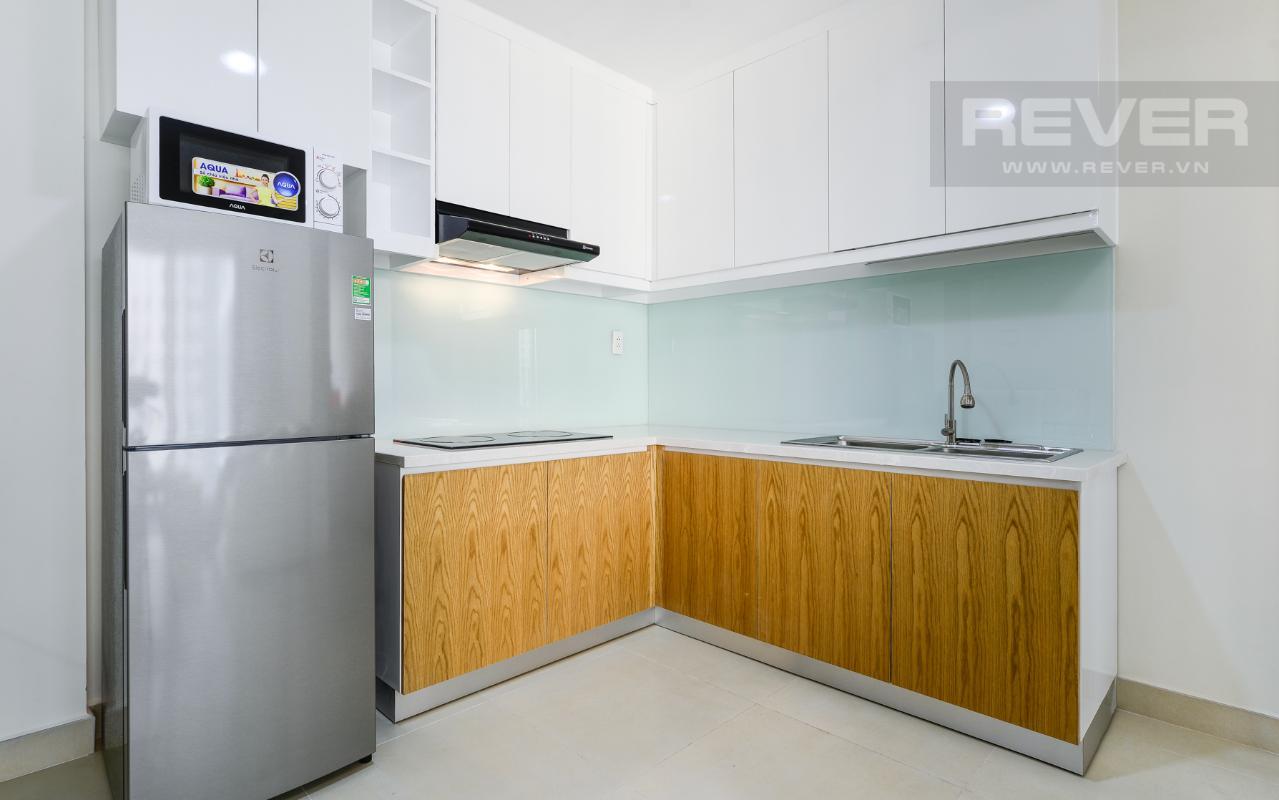 Phòng bếp Căn hộ Masteri Thảo Điền tầng cao T1A hướng Đông Bắc, đủ nội thất