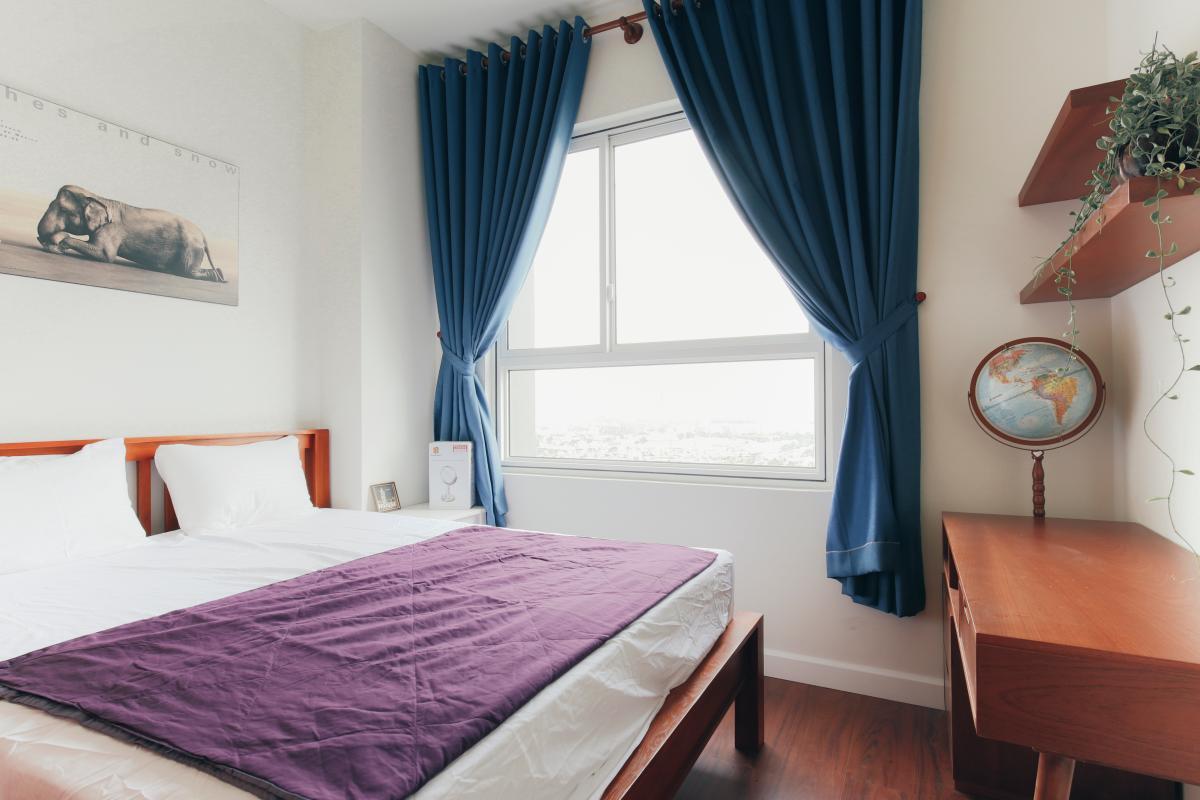 Nội thất phòng ngủ 2 Căn hộ tầng cao tháp LA Lexington An Phú