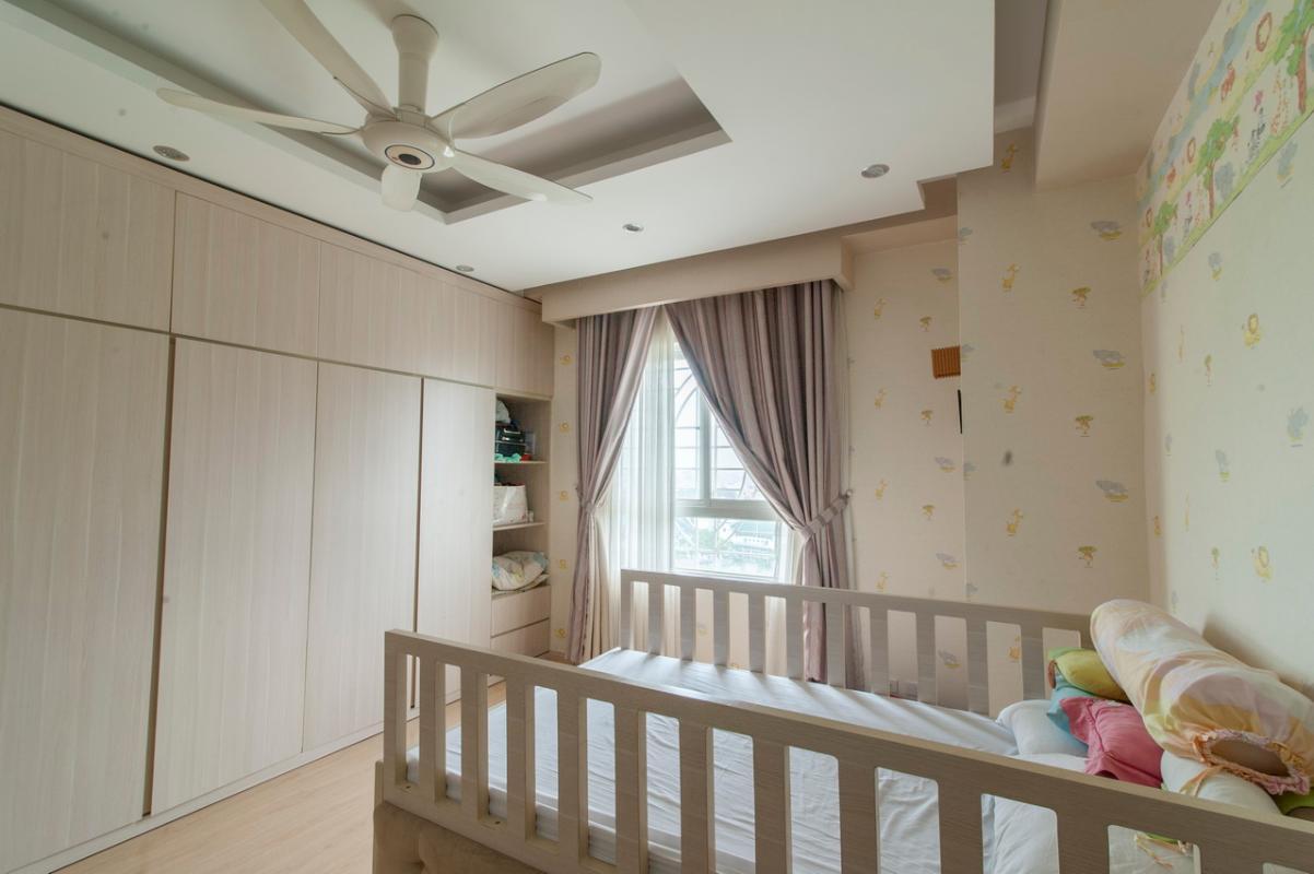 Phòng ngủ em bé Căn góc tầng cao Flemington