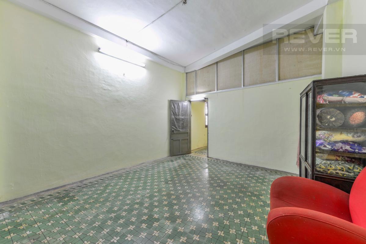 Phòng ngủ 2 Nhà 4 tầng hẻm rộng rãi đường Pasteur quận 1