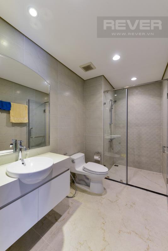 Phòng tắm Căn hộ 1 phòng ngủ C2 Vinhomes Central Park