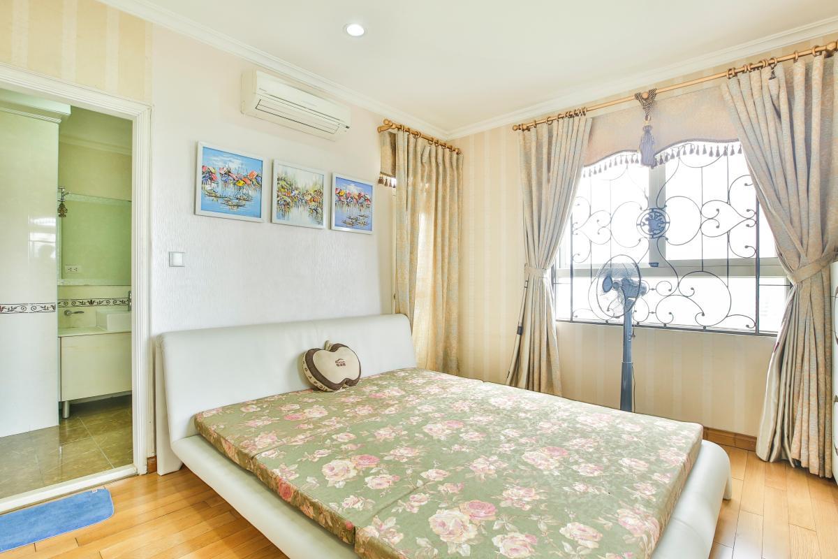 Phòng ngủ 3 Căn hộ trung tầng tháp B Flemington