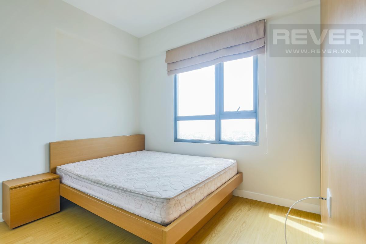 Phòng ngủ 3 Căn góc tầng cao T1A Masteri Thảo Điền