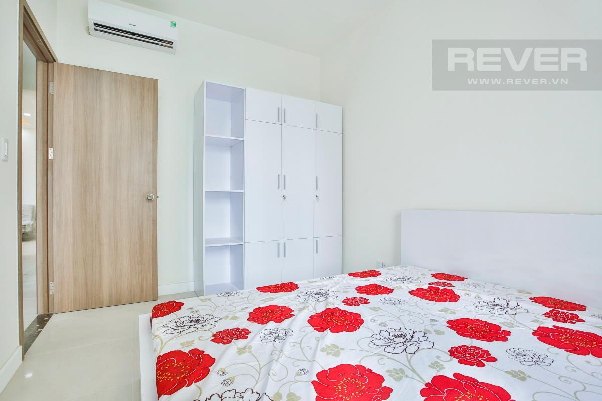 Nội thất phòng ngủ góc Căn hộ hướng Bắc tầng cao LB Lexington Residence