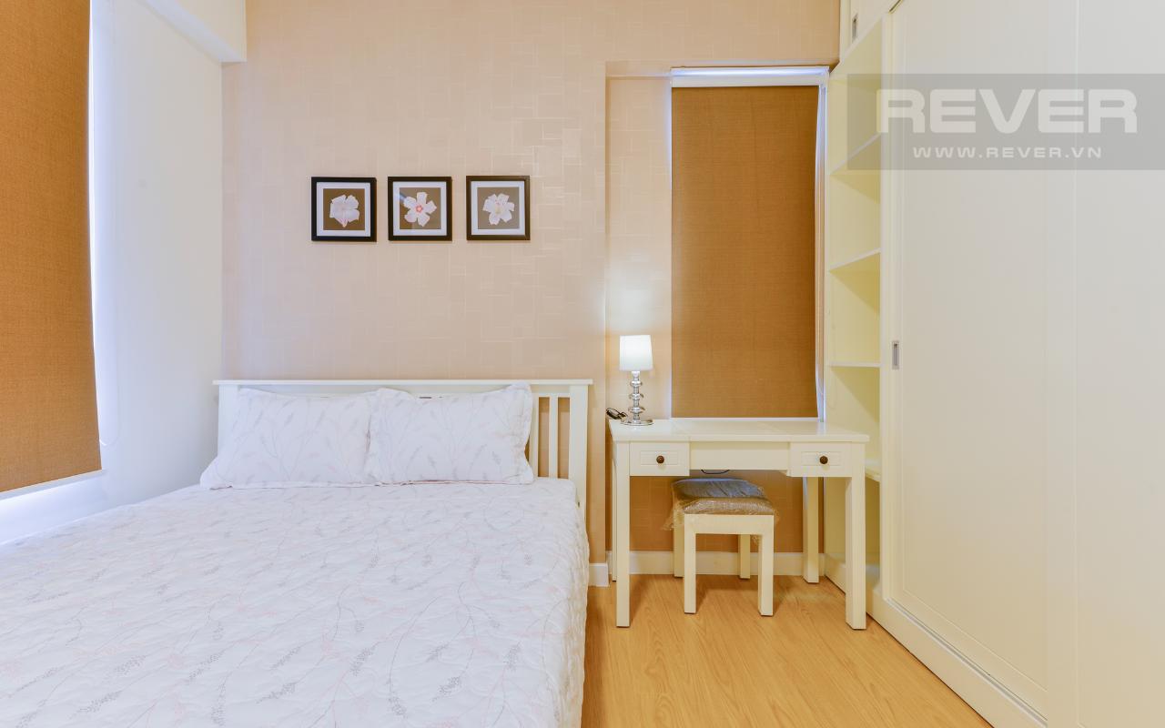 phòng ngủ Căn góc tầng cao T3A Masteri Thảo Điền