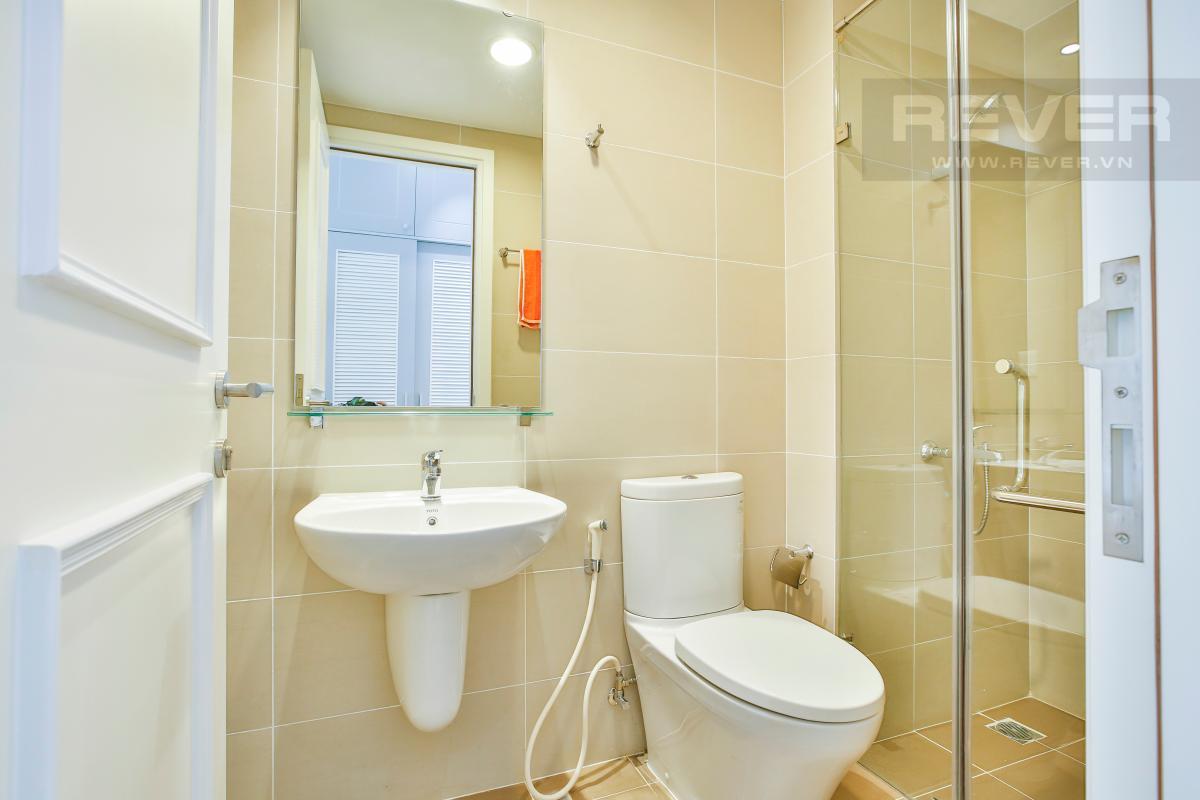 Phòng tắm 1 Căn hộ tầng thấp hướng Tây Nam T3A Masteri Thảo Điền