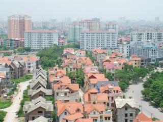 Giá nhà ở Hà Nội trung bình 27,6 triệu đồng/m2