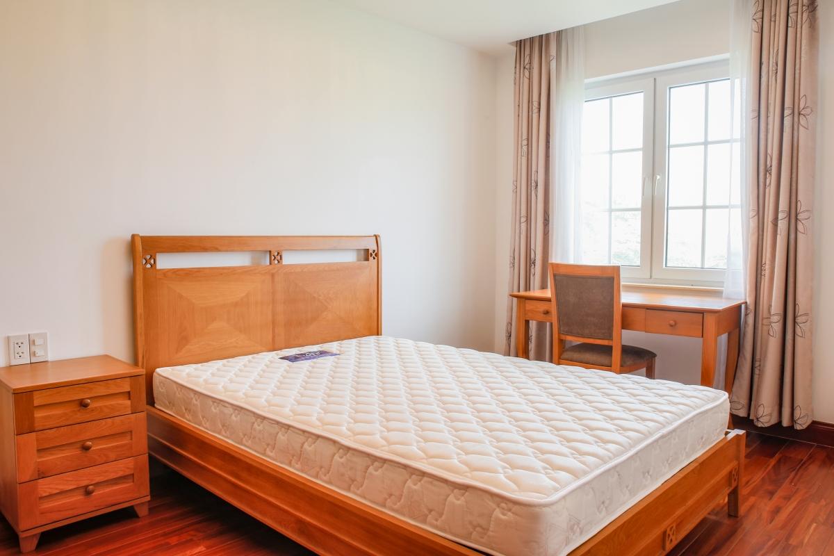 Phòng ngủ 1 Villa view sông Riverside Palace Thảo Điền