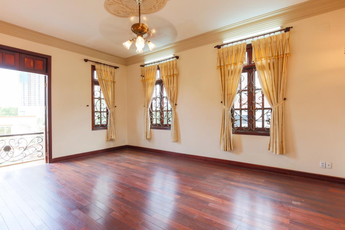 Phòng ngủ 3 Villa 2 tầng Trần Ngọc Diện Thảo Điền