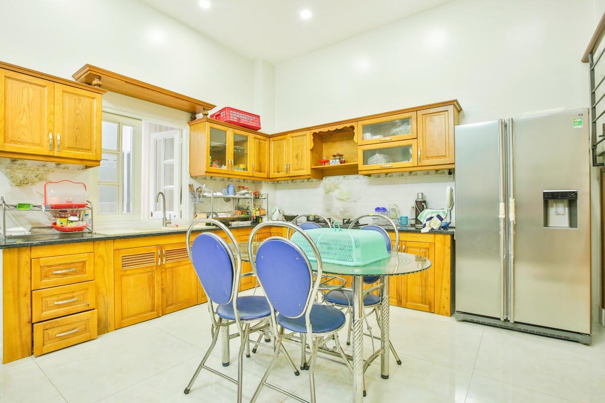 Phòng bếp Nhà 3 tầng Tăng Nhơn Phú quận 9