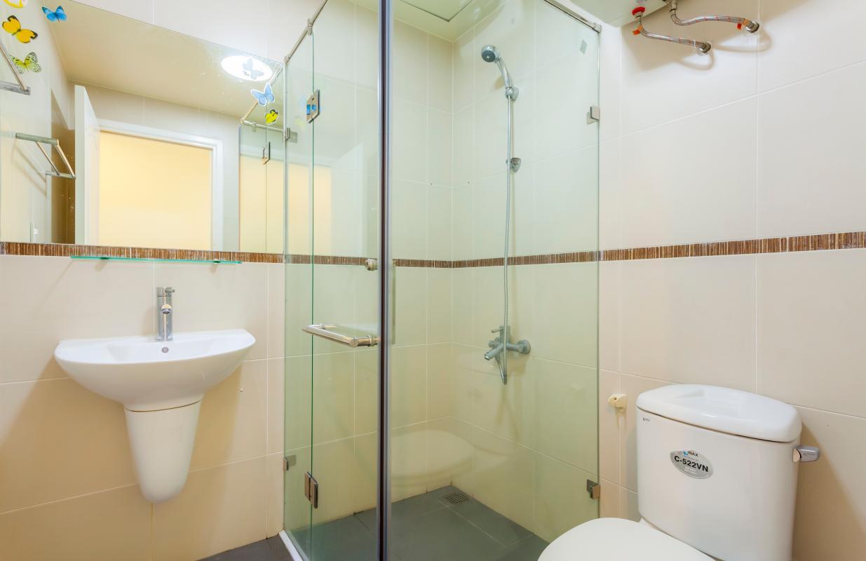 Phòng tắm Căn hộ tầng thấp Riverpark Residence