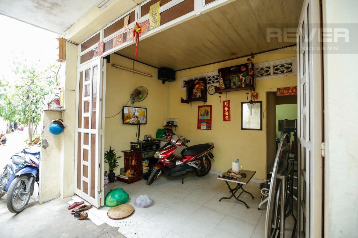 Nhà cấp 4 hẻm Phan Chu Trinh