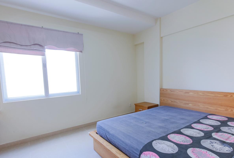 Phòng ngủ lớn Căn hộ tháp B Mỹ Khánh 2