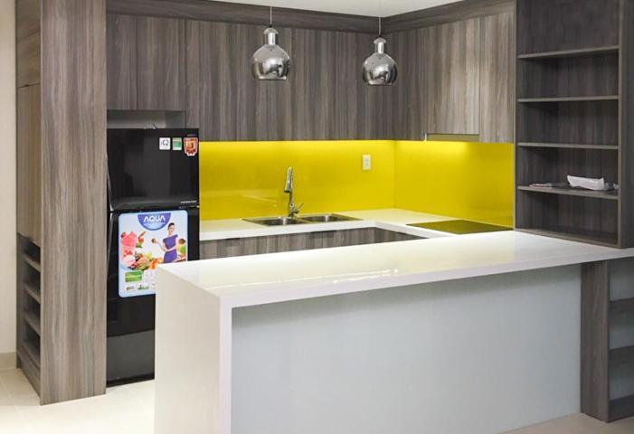 Cho thuê căn hộ 1 phòng ngủ tầng cao T4A Masteri Thảo Điền
