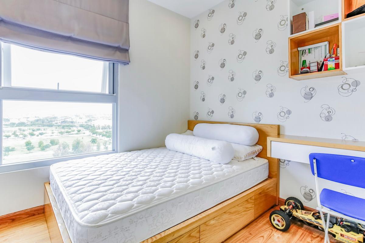 Phòng ngủ Căn hộ tầng cao tháp F Star Hill