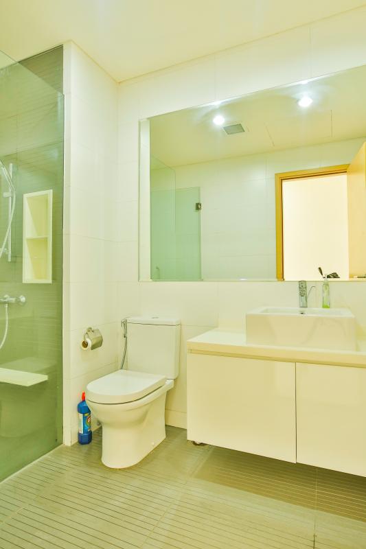 Phòng tắm 2 Căn hộ 2 phòng ngủ tầng cao T2 The Vista An Phú