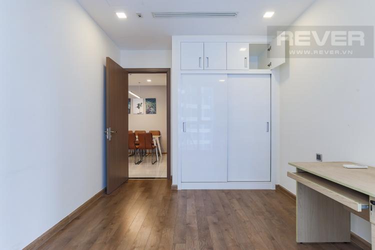 Phòng Ngủ 2 Bán căn hộ Vinhomes Central Park tầng trung tháp Park 3, 2PN 2WC, đầy đủ nội thất cao cấp