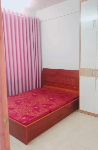 phòng ngủ căn hộ  CBD Premium Home  Căn hộ The CBD Premium Home tầng trung, view thành phố.