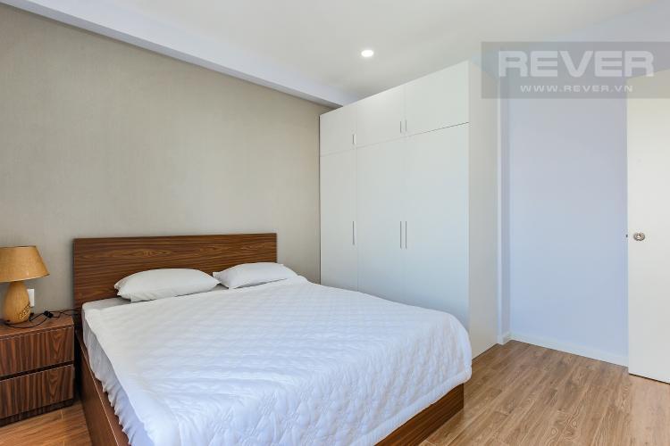 Phòng Ngủ 3 Căn hộ M-One Nam Sài Gòn 3 phòng ngủ tầng trung T1 nội thất đầy đủ