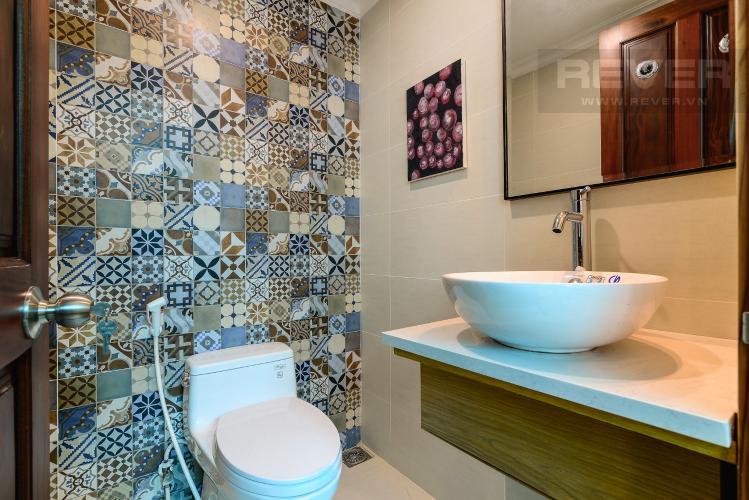 Phòng Tắm 2 Cho thuê căn hộ chung cư Phúc Thịnh diện tích 196m2 3PN 3WC, nội thất cao cấp, view thành phố