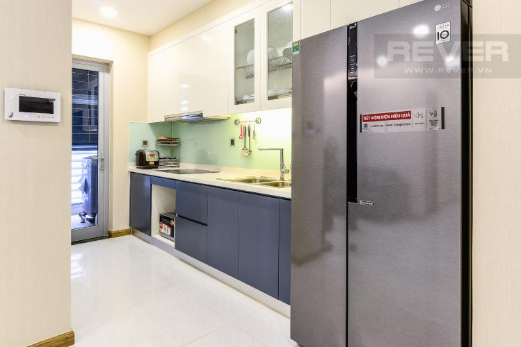 Nhà Bếp Bán căn hộ Vinhomes Central Park tháp Park 2 tầng trung, 2 PN và 2WC, đầy đủ nội thất