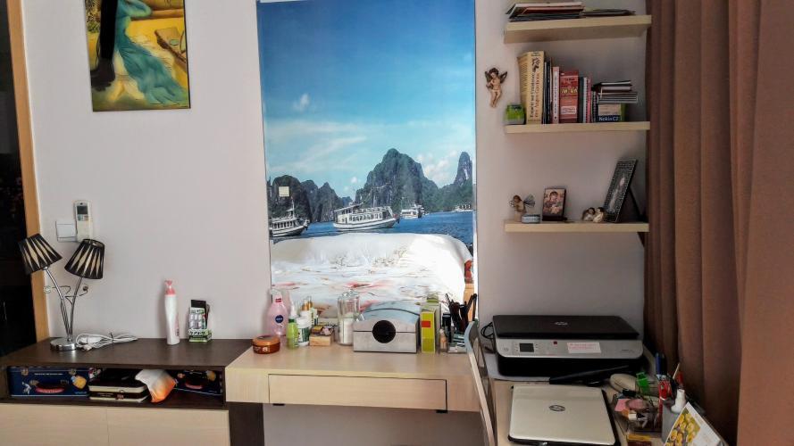 Không gian làm việc căn hộ AN GIA RIVERSIDE Bán căn hộ An Gia Riverside đầy đủ nội thất tiện nghi.