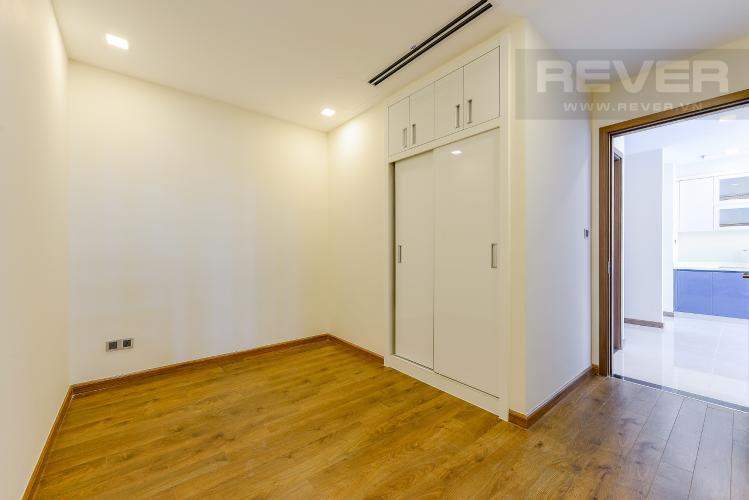 Phòng ngủ 2 Căn hộ Vinhomes Central Park tầng cao Park 1 nội thất cơ bản