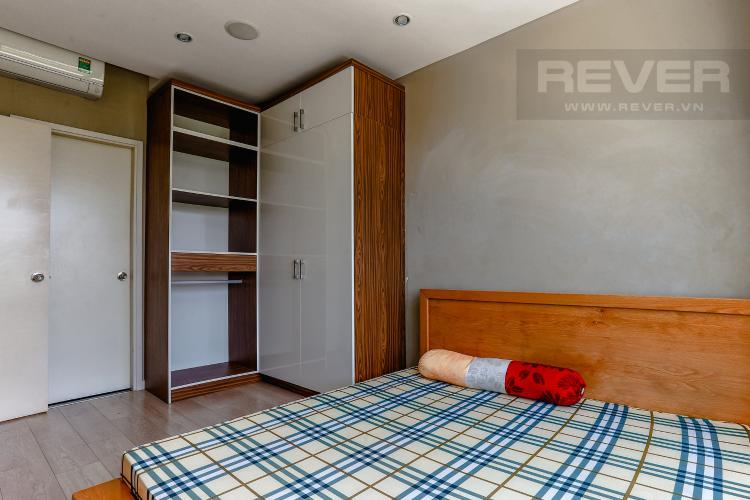 Phòng Ngủ 1 Căn hộ The View Riviera Point tầng thấp, 96m2, 2 phòng ngủ, full nội thất