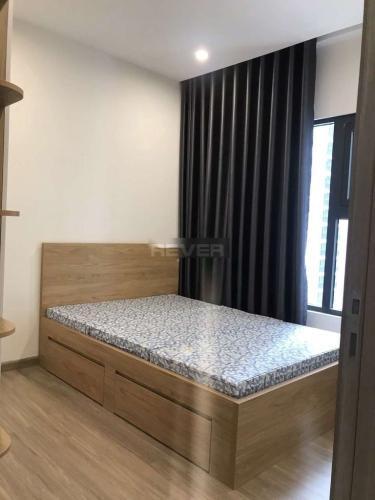 Phòng ngủ căn hộ Vinhomes Grand Park Căn hộ Vinhomes Grand Park nội thất đầy đủ tiện nghi, view nội khu.