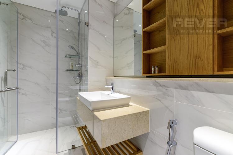 Phòng Tắm 3 Cho thuê căn hộ Diamond Island - Đảo Kim Cương 3PN, tầng cao, đầy đủ nội thất, view sông yên tĩnh
