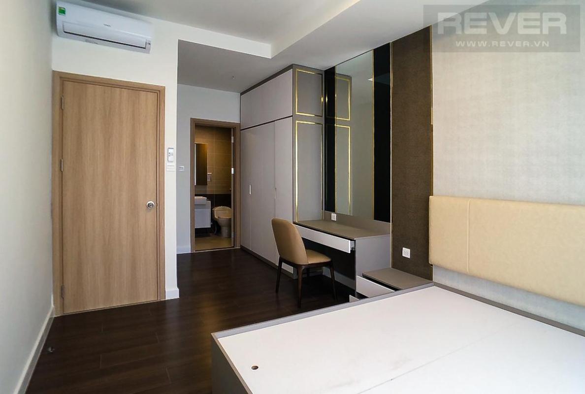 Phòng ngủ Cho thuê căn hộ The Sun Avenue 2PN, tầng cao, đầy đủ nội thất, view Landmark 81