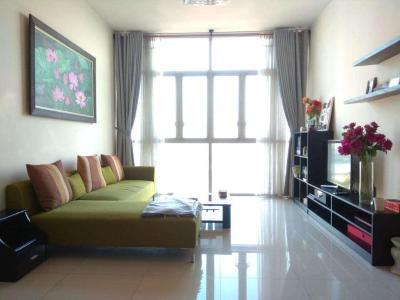 Cho thuê căn hộ The Vista An Phú 2PN, tháp T3, đầy đủ nội thất, view sông thoáng mát