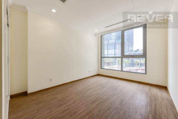 Phòng Ngủ 2 Căn hộ Vinhomes Central Park 3 phòng ngủ tầng thấp L5 hướng Tây Bắc