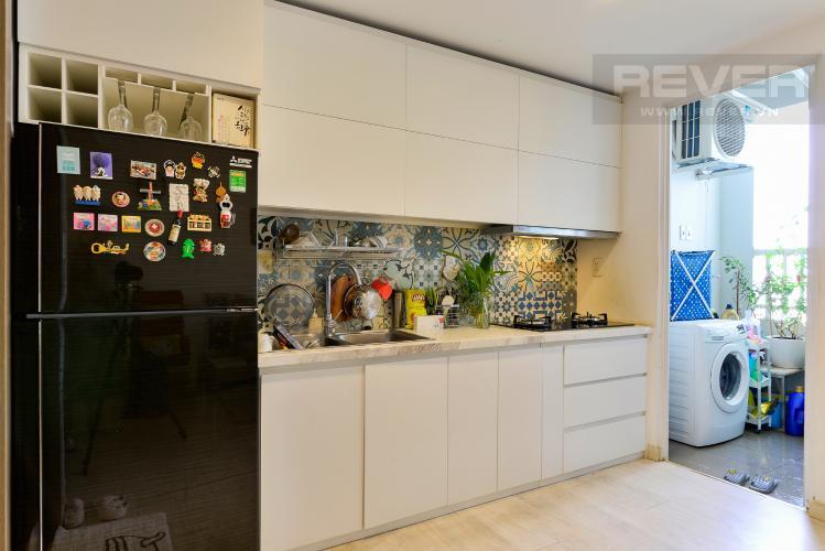 Nhà Bếp Bán căn hộ Lexington Residence 1PN tầng trung, đầy đủ nội thất, view nội khu và Landmark 81