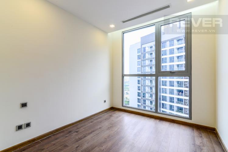 Phòng Ngủ 2 Căn hộ Vinhomes Central Park tầng cao 3PN view sông Sài Gòn