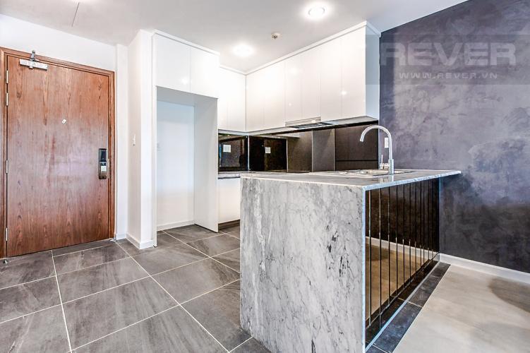 Phòng Bếp và Lobby Bán căn hộ The Gold View 2PN, tầng trung, tháp A, đầy đủ nội thất