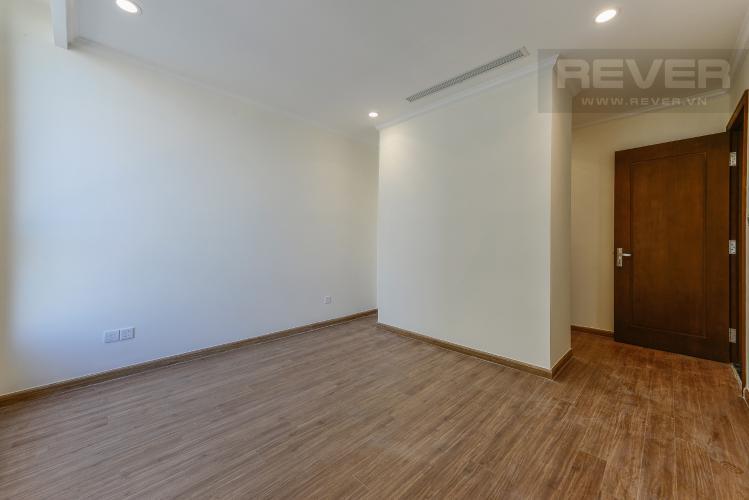 Phòng ngủ 1 Căn hộ Vinhomes Central Park 3 phòng ngủ tầng trung L5 nhà trống