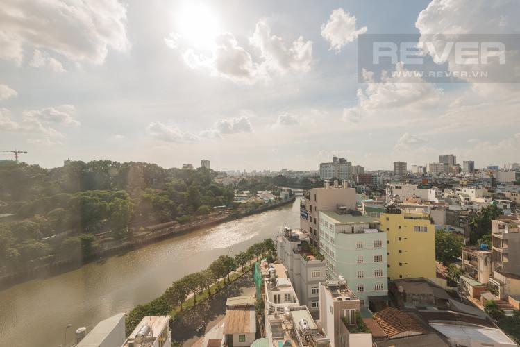 View Căn hộ Chung cư Nguyễn Ngọc Phương 3 phòng ngủ view hướng Tây