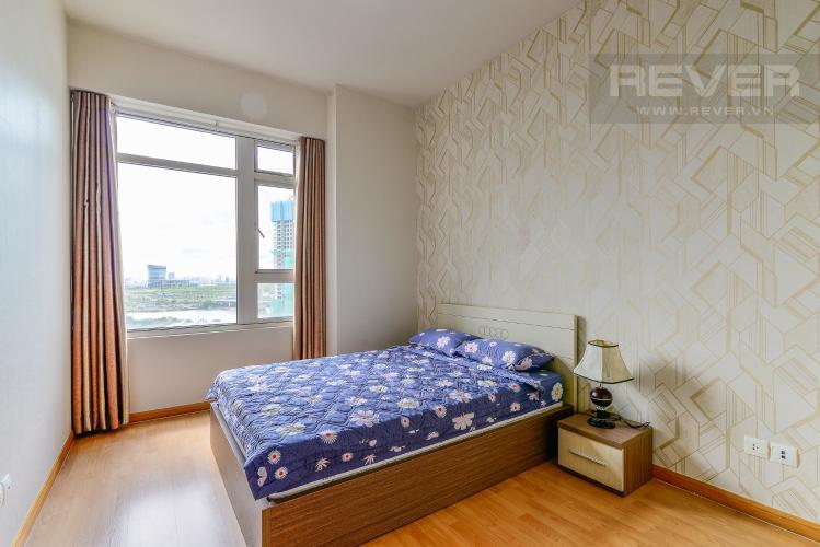 Phòng Ngủ 3 Cho thuê căn hộ Saigon Pearl 3PN đầy đủ nội thất